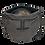 Thumbnail: Handpan Softbag grey