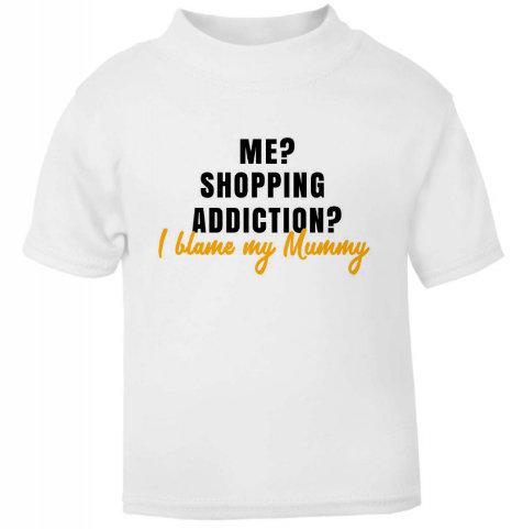 Shopping Addiction Tee