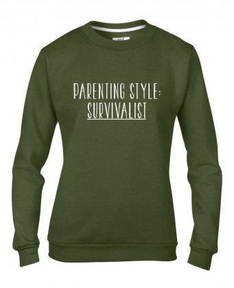 Parenting Style - Survivalist
