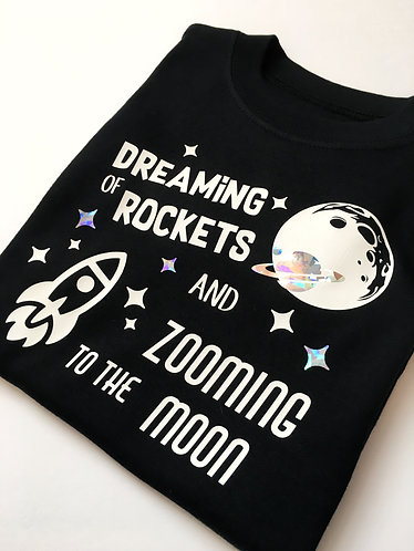 Dreaming of Rockets