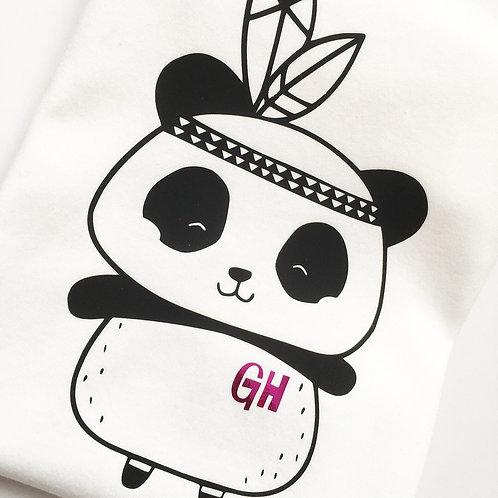 Boho Panda