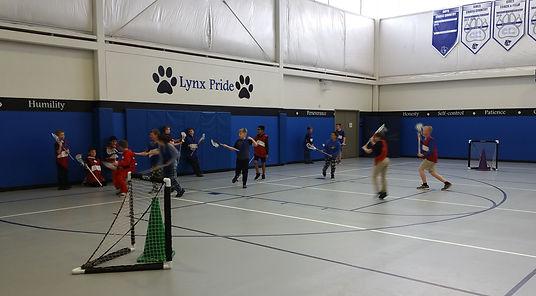 Free School Lacrosse Clinic
