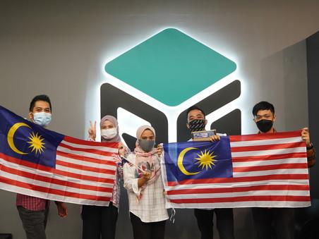 Feeters Celebrated Hari Malaysia!