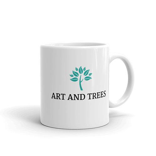 Art and Tree Mug