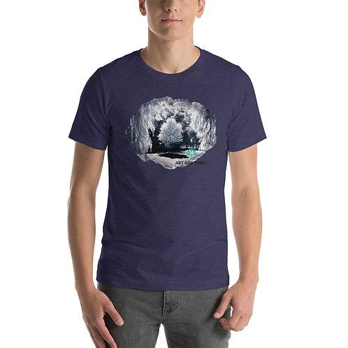 Trees Short-Sleeve Unisex T-Shirt