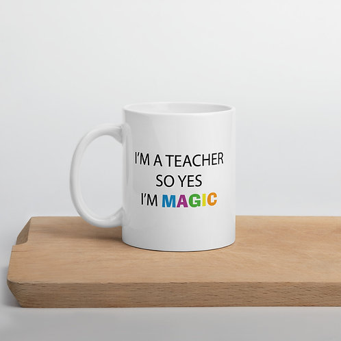 Magic Teacher Mug