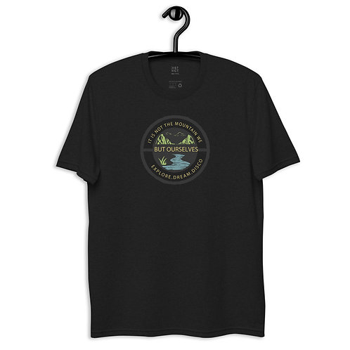 Unisex recycled t-shirt Explore
