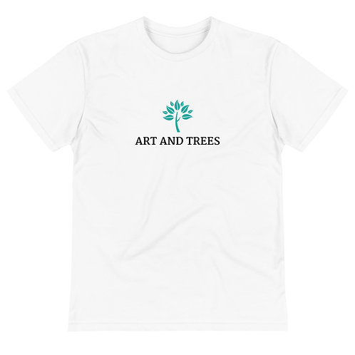 Sustainable T-Shirt Art and Trees