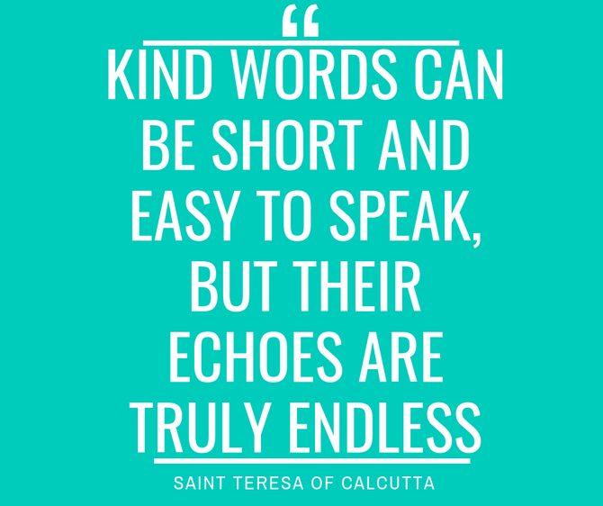 Kindness Echoes In The Heart