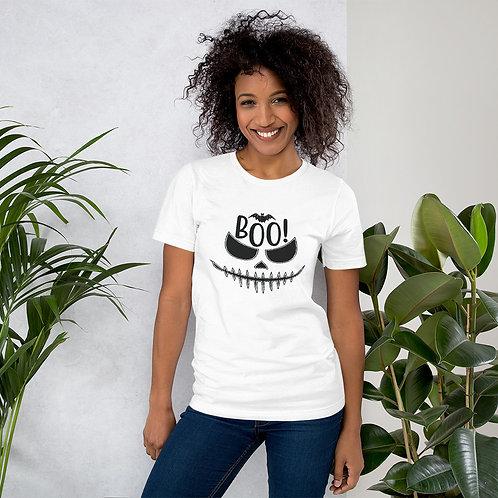 BOO! Short-Sleeve Unisex T-Shirt