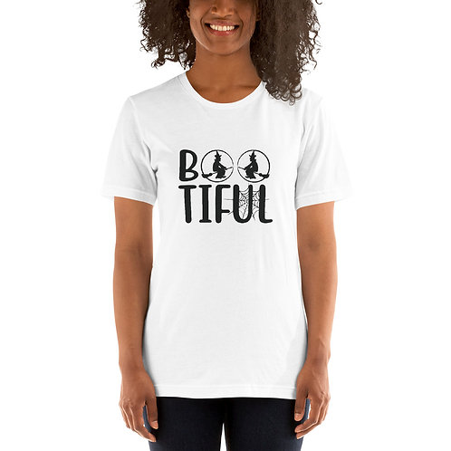 Bootiful Short-Sleeve Unisex T-Shirt