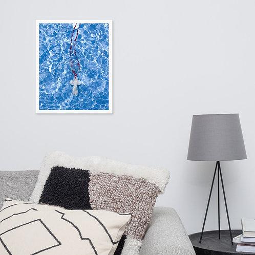 Living Water Framed