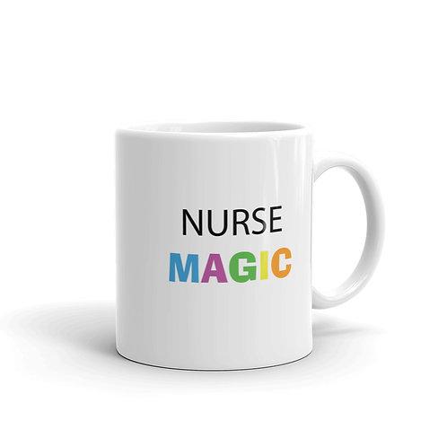 Nurse Magic Mug