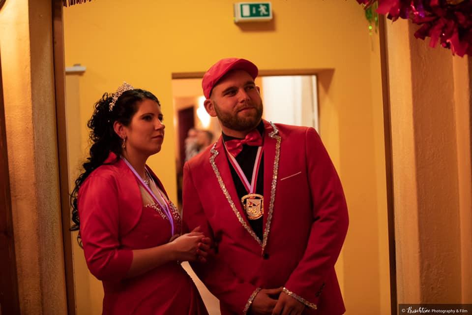 Prinzessin Denise I. & Prinz Lucas I.
