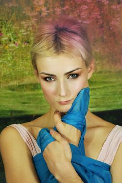 Blue Caress