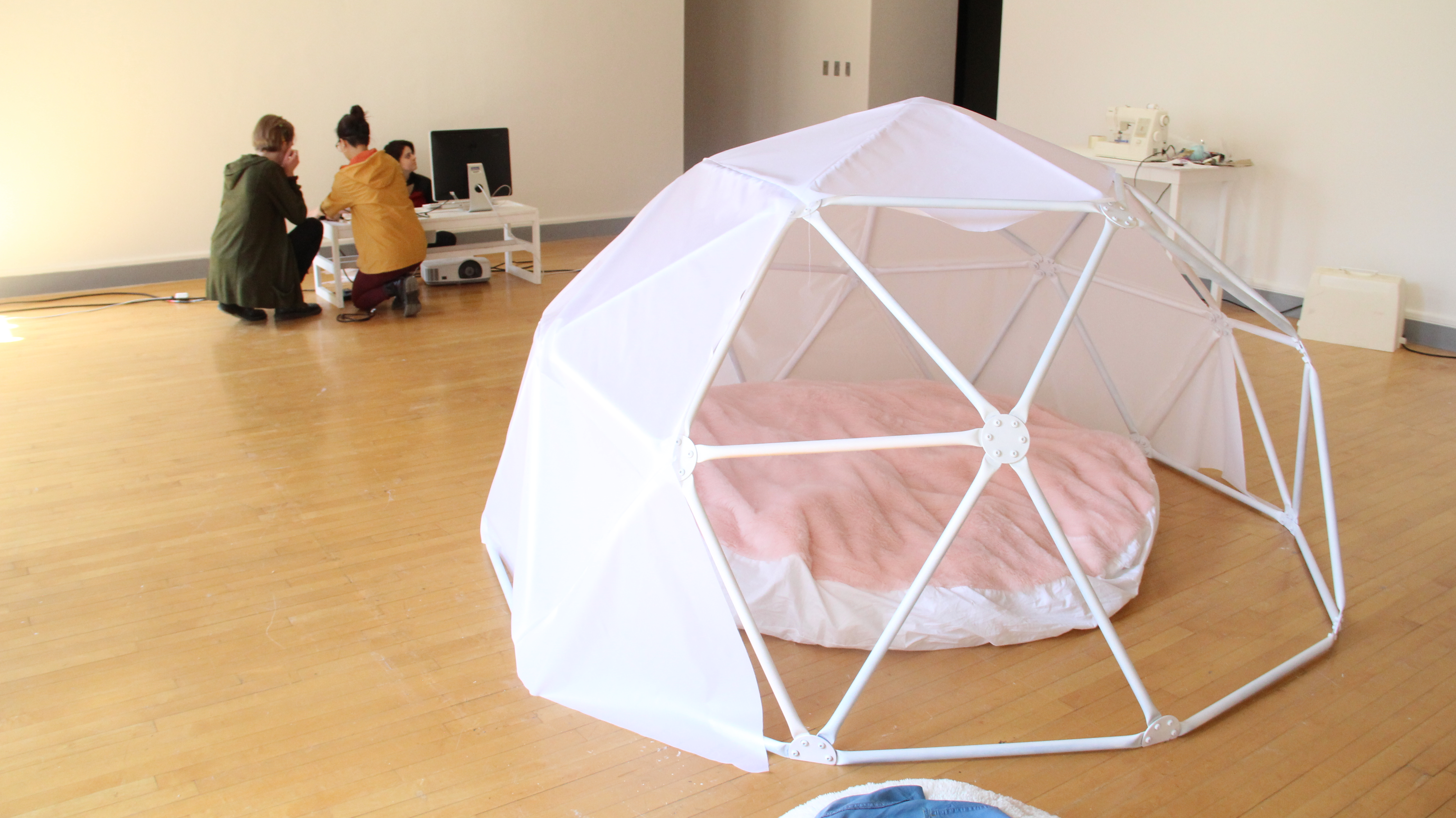 Cybertwee geodesic dome