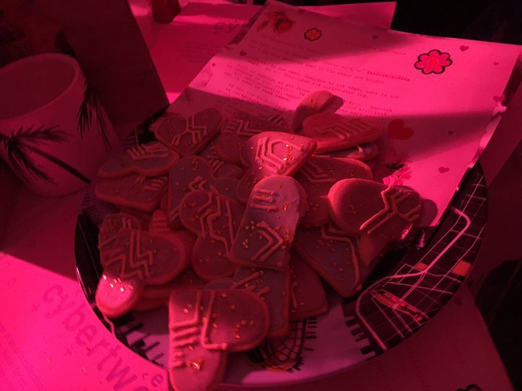 Cybertwee Dark Web Bake Sale Cookies