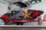 TOPIK GRAPHIC - spécialistes recouvrement et conversion de couleur, autos, camions, motos bateaux