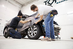 Car wrapping, conversion de couleur, automobiles, motocyclettes, motoneiges, bateaux, lettrage camions - Québec