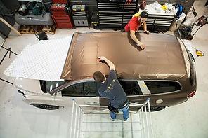 Car Wrapping, recouvrement de peinture, wrap, auto, camions, bateaux, véhicules récréatifs, ville de québec