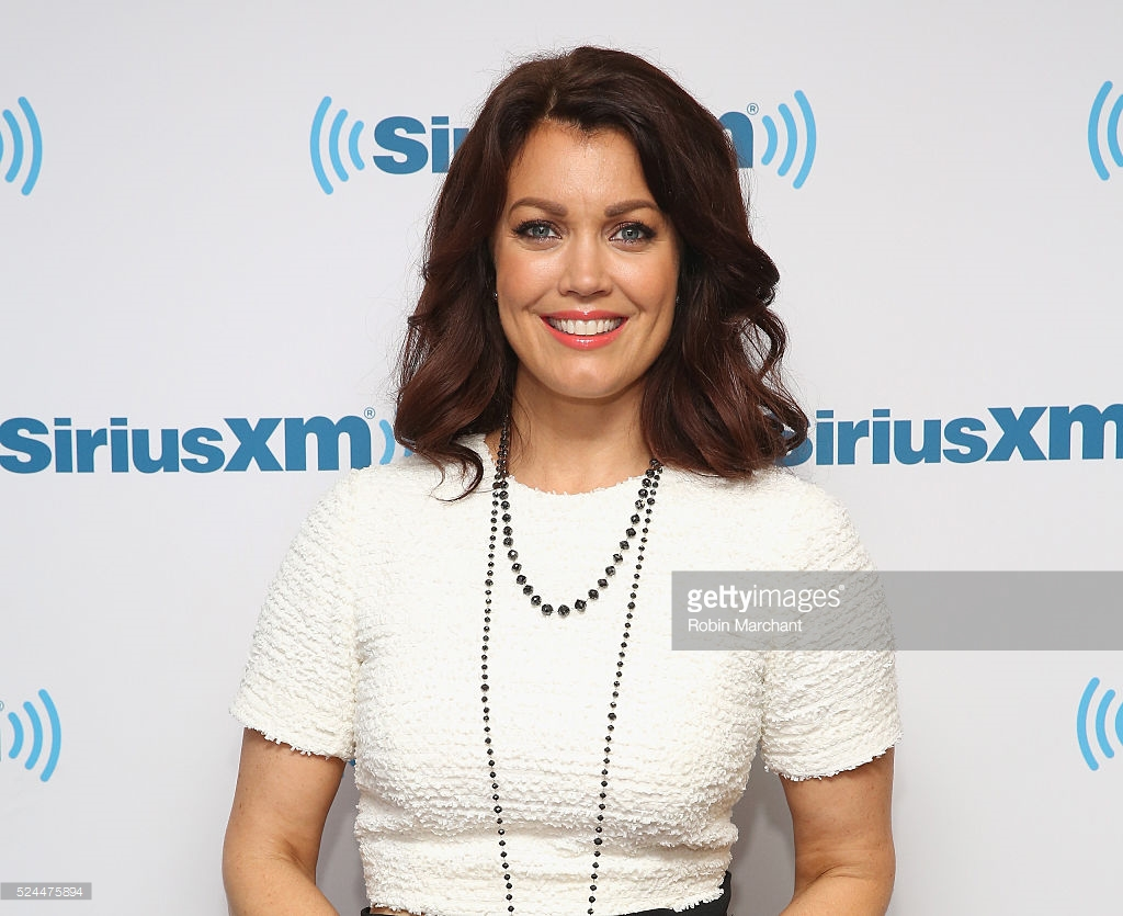 Bellamy Young Wears Spring 16
