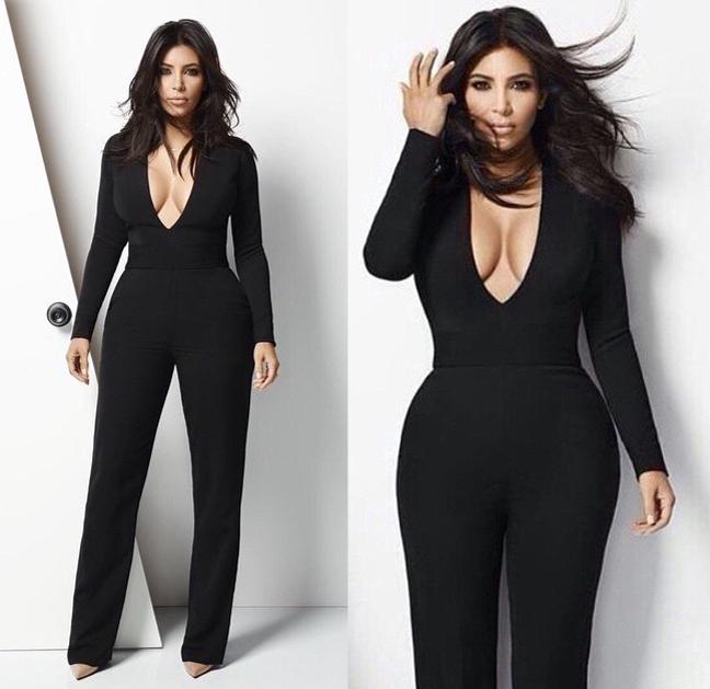 Kim Kardashian Wears Colton Dane