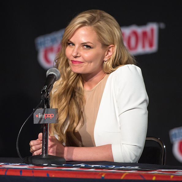 Jennifer Morrison at Comic Con