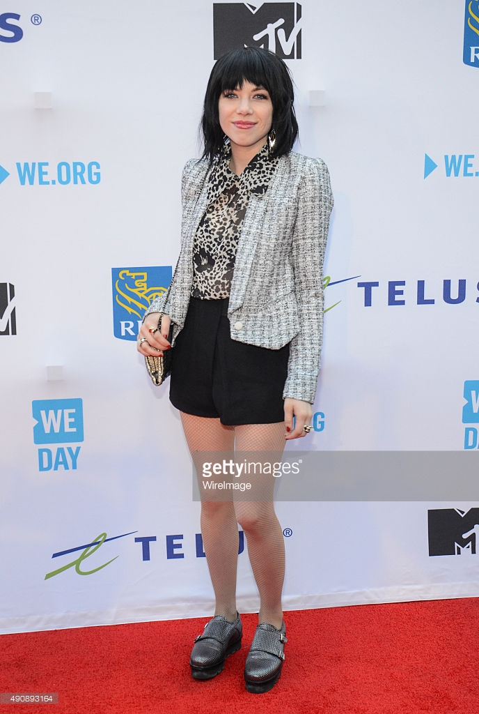 Carly Rae Jepsen wears Colton Dane