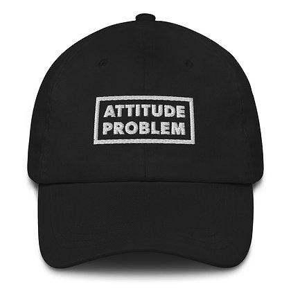 Attitude Problem Adjustable Hat