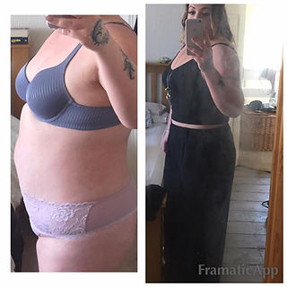 Weight Loss Results Bristol Personal Trainer