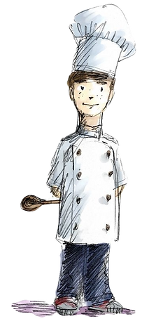 Ric's Kitchen, The Kitchen, Axminster