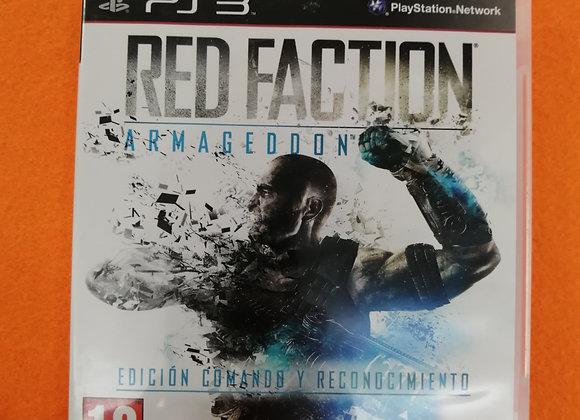 Red Faction Armageddon (Edition Comando Y Reconocimiento)