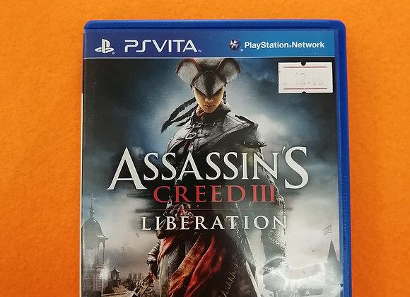 Assassin´s Creed III Liberation
