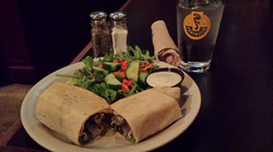 A Wrap from Foothill's Brewery