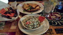 Late Night Snack at Finnigan's