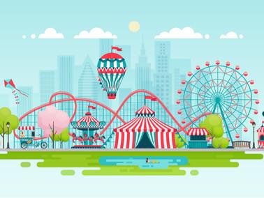 My Season-Changing Fantasy Theme Park