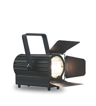 LED Fresnel Zoom Spotlight