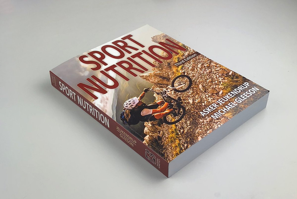 Sport Nutrition textbook 3rd edition