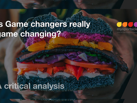 Is game changers game changing or is it sensationalism?