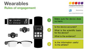 wearables rules of engagement