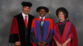 Haile Honorary degree.png