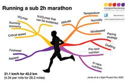 What it takes to run a sub 2 marathon