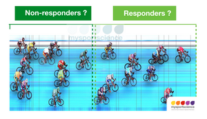 Responders and non responders in exercise science and nutrition