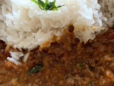 Dal Makhani (vegan o. vegetarisch)