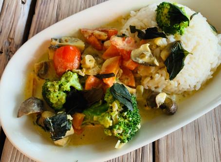 Thaicurry, so lecker wie einfach! (vegan)