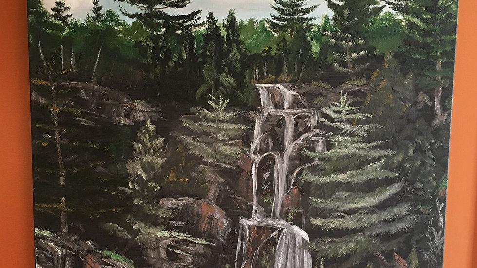 Bon Echo Falls