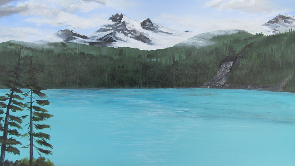 Joffrey Lake BC