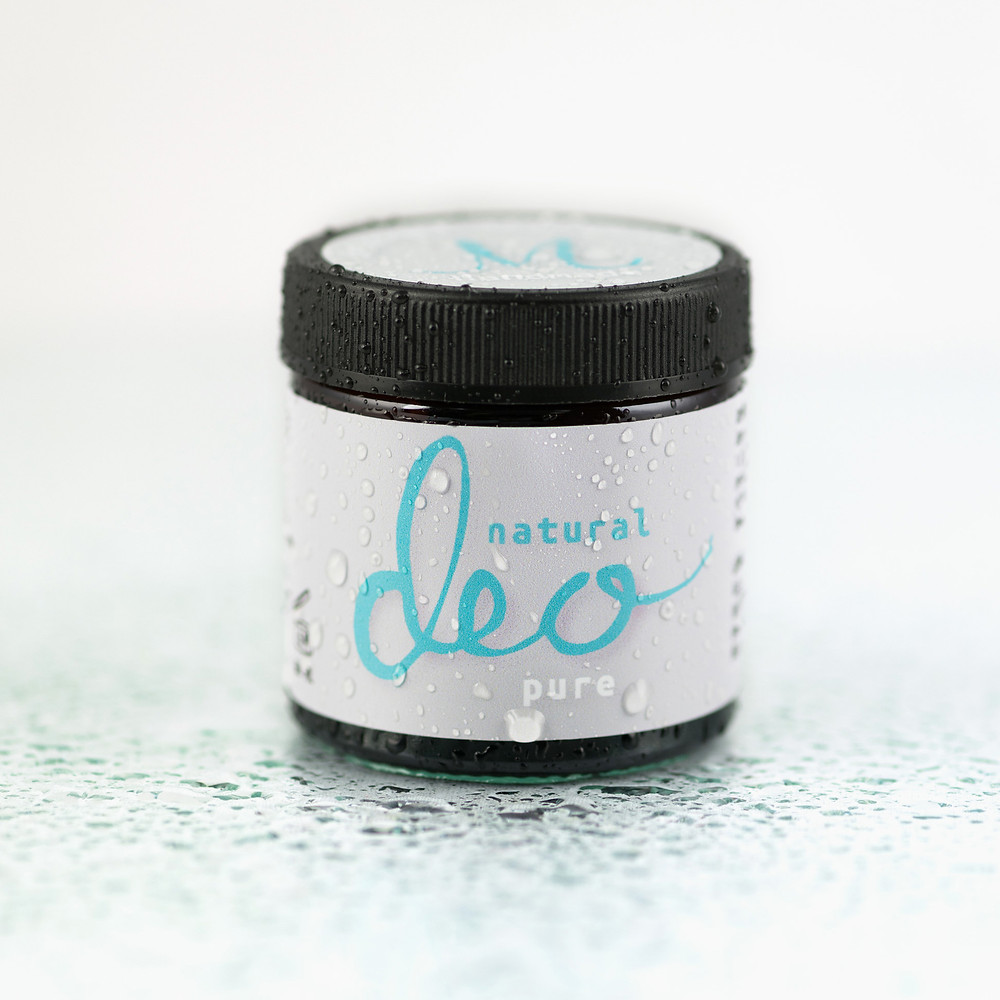 Natural Deo Pure