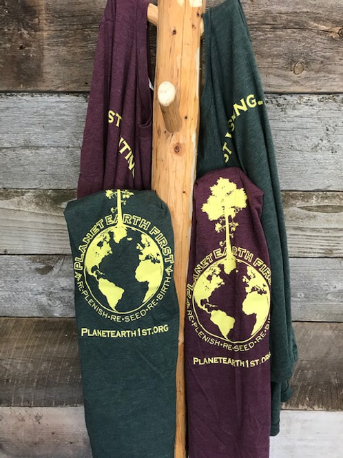Planet Earth First Long Sleeve Shirt