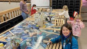 Rescue & Build afterschool workshops